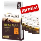 True Instinct High Meat pienso + comida húmeda ¡gratis!