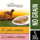 True Instinct No Grain Medium/Maxi Multipack