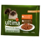 Ultima Cat Hairball Kattenvoer