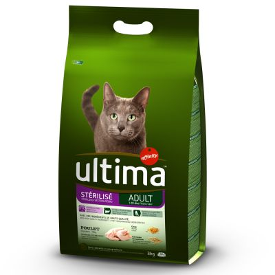 Ultima Cat Sterilized Pollo Zooplus