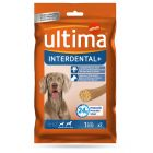 Ultima Interdental Medium-Maxi snacks para cães