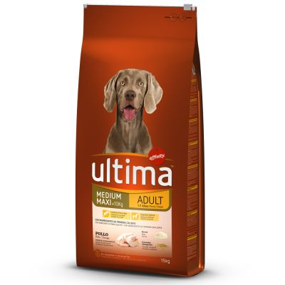 Ultima Medium/Maxi Adult, poulet