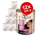 Varčno pakiranje Animonda Carny Adult 12 x 800 g