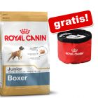Velika vreća Royal Canin Breed + Royal Canin putna zdjelica