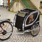 Veloanhänger No Limit Doggy Liner Paris de Luxe