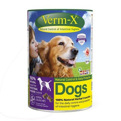 Verm-X Dog Crunchies