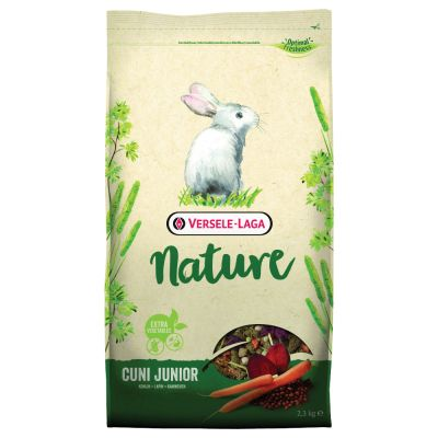 Versele-Laga Nature Cuni Junior Rabbit Food