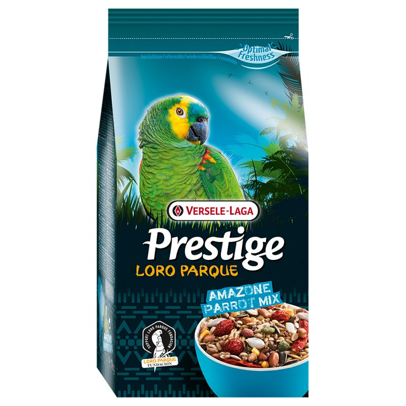 Versele-Laga Prestige Premium Amazon Parrot papegojfoder