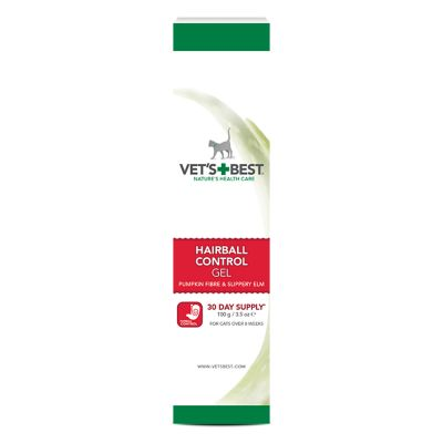 Vet's Best Hairball Control Gel