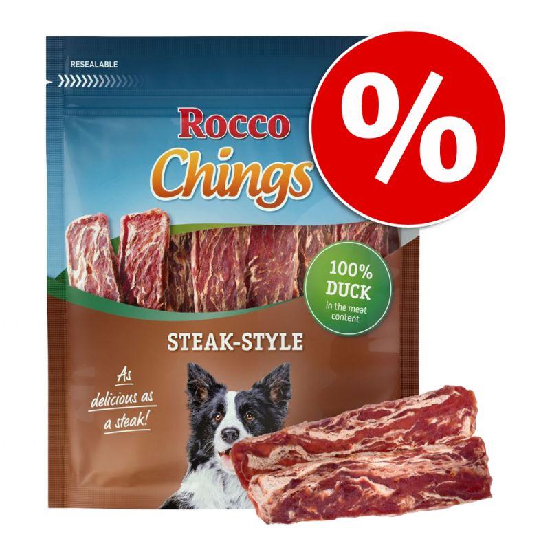 Výhodné balení: Rocco Chings Steak Style