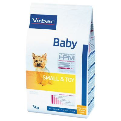 Virbac Veterinary HPM Baby Small & Toy pour chiot