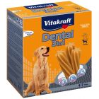 Vitakraft Dental 3in1 Multipack - médio