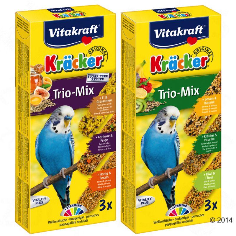 Vitakraft Kräcker Trio-Mix för undulater
