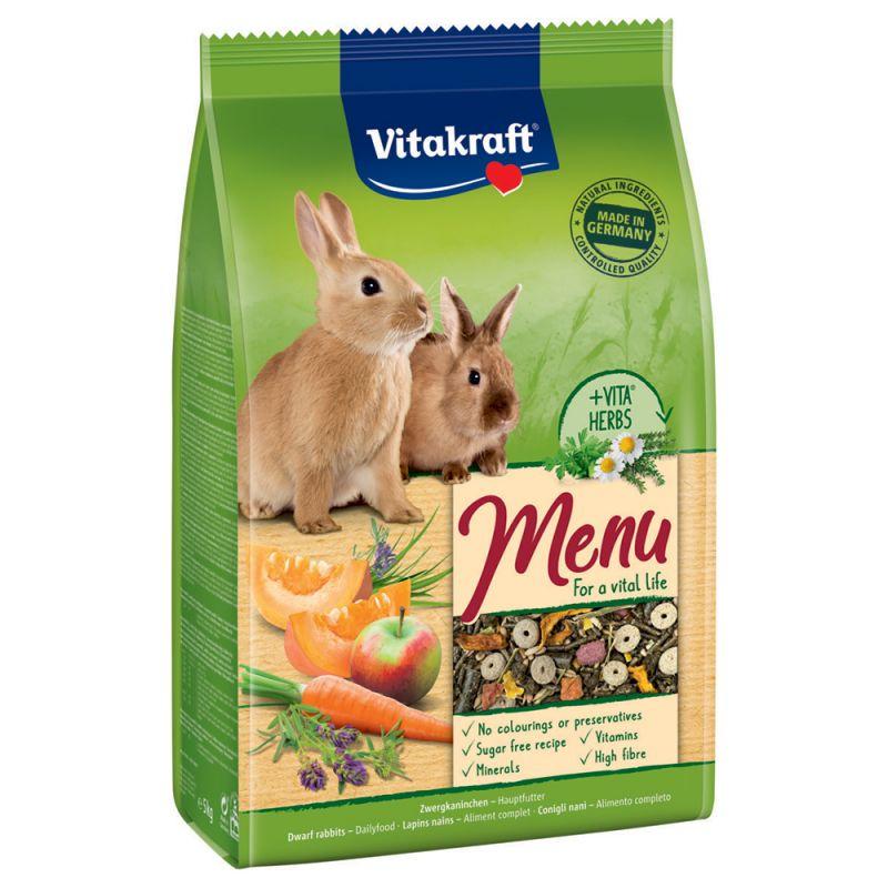 Vitakraft Menu Vital for Dwarf Rabbits