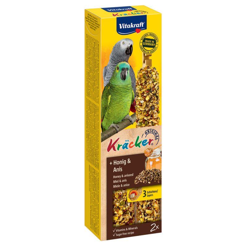Vitakraft Parrot Cracker Sticks