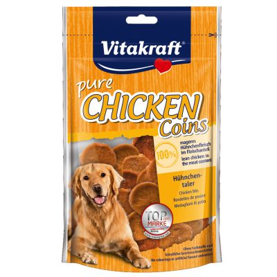 Vitakraft Pure Chicken Coins