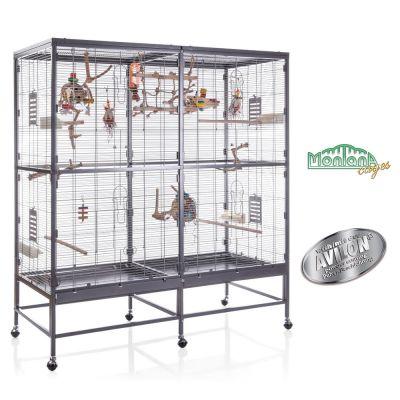 Montana Paradiso 150   Volière Pour Oiseaux   Zooplus