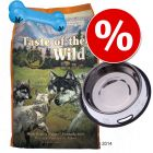 Welcome Kit Puppy & Junior Taste of the Wild