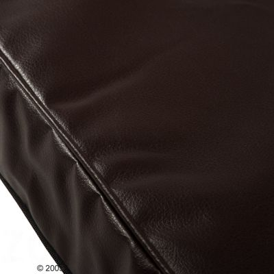 Wellness Dog Mattress - Dark Brown