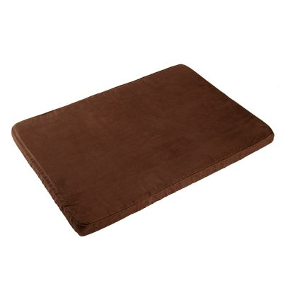 Wellness Soft Dog Mattress - Brown