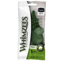 Whimzees Alligator snack para perros