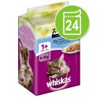 Whiskas Fresh Menu 24 x 50 g