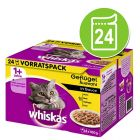 Whiskas 1+ 24 x 100 g pour chat