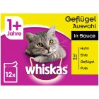 Whiskas 1+ Adult 12 x 100 g