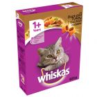 Whiskas 1+ canard, dinde pour chat
