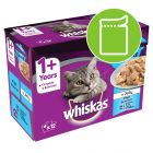 Whiskas 1+ Casserole Fish Selection in Jelly