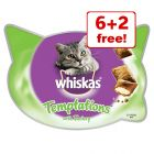 Whiskas Cat Treats - 6 + 2 Free!*