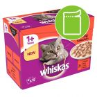 Whiskas 1+ Creamy Soup Classic Selection