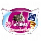 Whiskas Healthy Coat +30% mais vitaminas