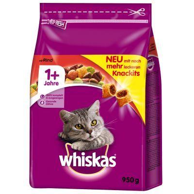 Whiskas krmivo pro kočky výhodně u bitiba  Whiskas 1+ Hovězí 20823bf6a73