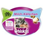 Whiskas Junior, Mælkesnack