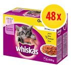 Whiskas Junior 48 x 100 g