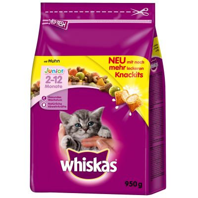 Whiskas Kitten Chicken