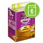 Whiskas Mini Menu 6 x 50 g
