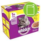 Whiskas 1+ Poultry Selection in Jelly