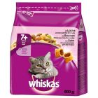 Whiskas 7+ Senior saumon pour chat