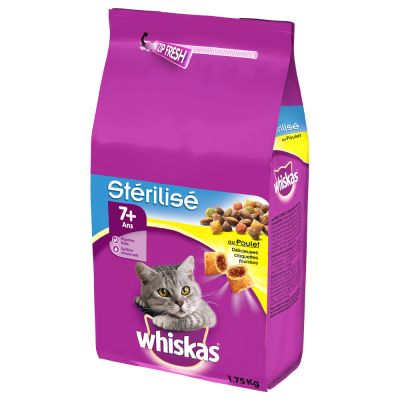 Whiskas Senior 7+ Sterile Chicken