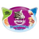 Whiskas Temptations, Laks
