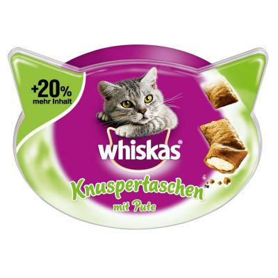 Whiskas Temptations snacks crujientes