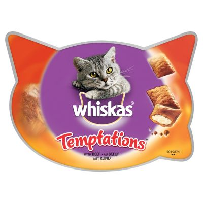 Whiskas Temptations XXL Mixed Pack