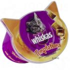 Whiskas Temptations + 30% mais vitaminas