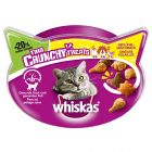 Whiskas Trio Crunchy Treats, Fjerkræ