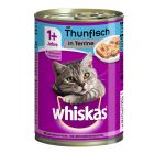 Whiskas 1+ Tun i terrine