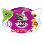 Whiskas Vitamin E-Xtra + на 20% больше начинки