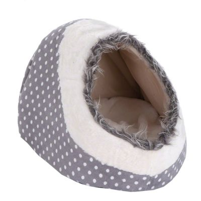 White Dots Snuggle Den