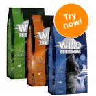 Wild Freedom Adult Dry Cat Food Mixed Pack